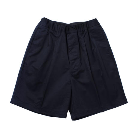 UNITUS(ユナイタス) Easy Dress Short Pants Black【UTSSS21-P08】(N)