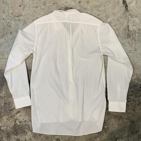 UNITUS(ユナイタス) SS16 DETACHABLE COLLOR SHIRTS WHITE【UTS16SS-S02】