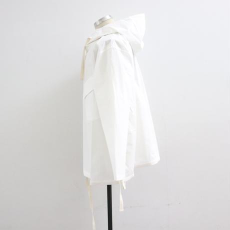 UNITUS(ユナイタス) Hooded Shirt Parka  White【UTSSS20-S04】(N)