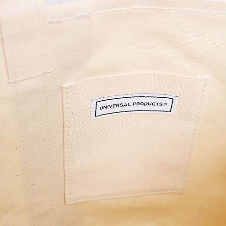 UNIVERSAL PRODUCTS.  TEMBEA MARKET TOTE NATURAL【213-60912】(N)
