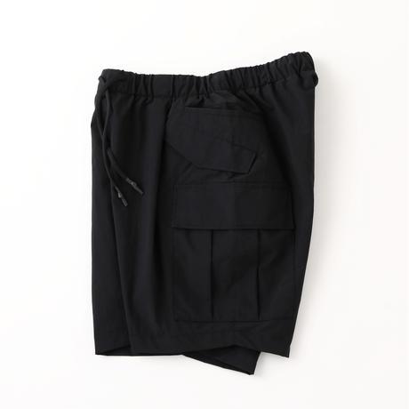 SEE SEE CARGO SHORTS BLACK (N)