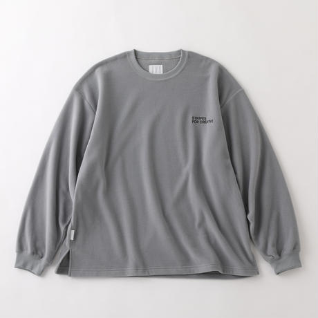 S.F.C SFC BASIC FLEECE Grey【SFCFW21CS05】(N)