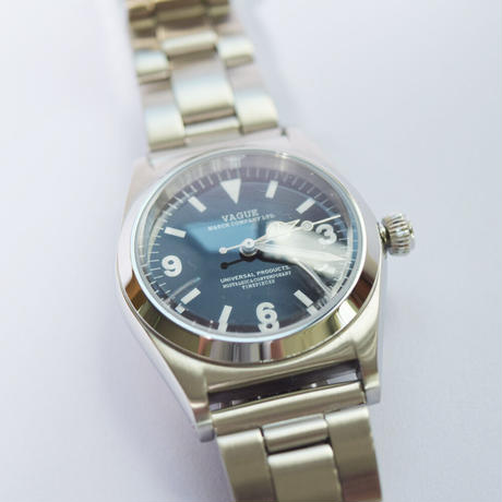 UNIVERSAL PRODUCTS.  BB EX1 -STAINLESS-(VAGUE WATCH)【183-60910】(N)