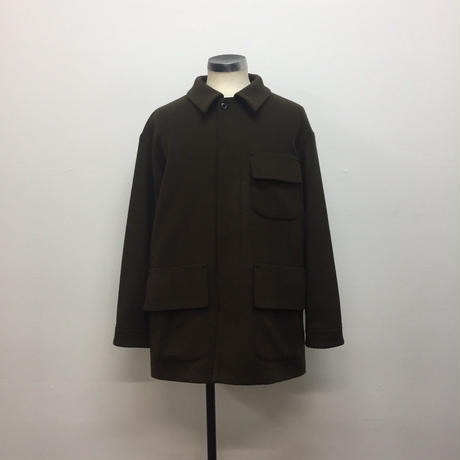 UNITUS(ユナイタス) FW18 French Work Jacket Dark Green【UTSFW18-J03】(N)