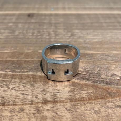 Hermès Vintage(エルメス ヴィンテージ)  Sterling Silver Ring【SS19-2VH-2】(N)