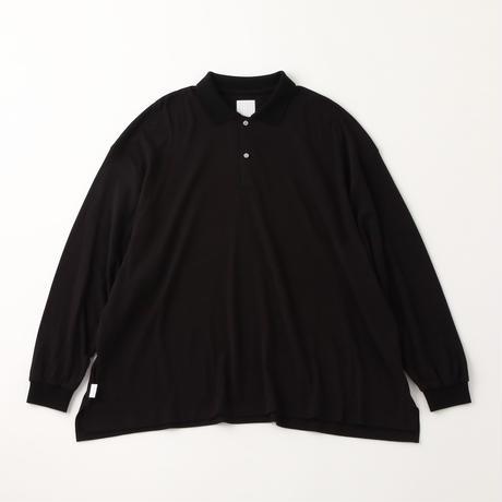 S.F.C CASHMERE BIG POLO Black【SFCFW21CS04】(N)