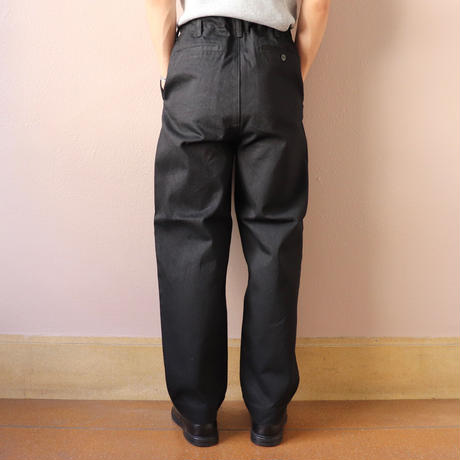 e.sen イーセン thomas black denim【esenfw19p01】(N)