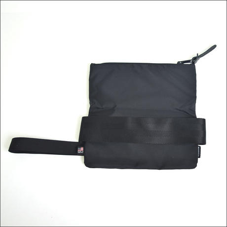 IGNOBLE (イグノーブル)  13004 Eckhardt Folding Clutch-Black