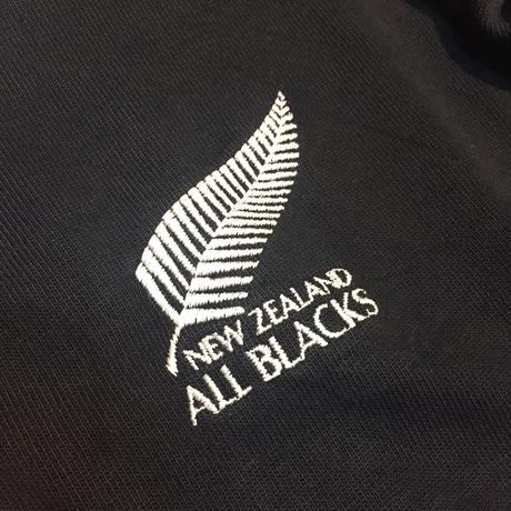 【PIGU HOUSE  VINTAGE】Canterbury of New Zealand All Blacks ラガーシャツ【No,B】