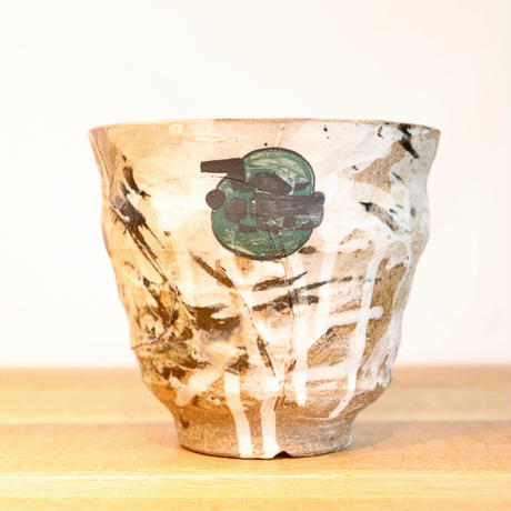 8.4(日)20時より販売開始 Scott Chan  スコットチャン  Ceramics Pot OLD SKOOL M(N)