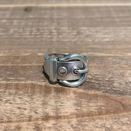 Hermès Vintage(エルメス ヴィンテージ)  Sterling Silver Ring【SS19-2VH-5】(N)