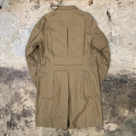 UNITUS(ユナイタス) SS16 CHESTERFIELDCOAT OLIVE【UTS16SS-J01】