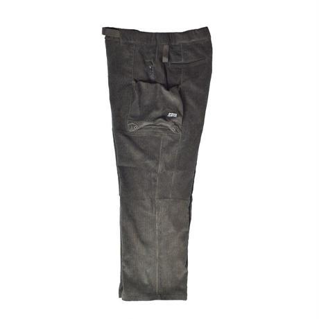 Abu Garcia(アブガルシア) CORDUROY LURE BOX WIDE PANTS OLIVE【21AAB-0011】(N)