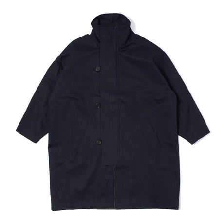 mfpen(エムエフペン) JOHNSTON COAT BLACK【AW21-01】(N)