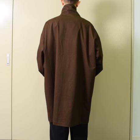 mfpen(エムエフペン) JOHNSTON COAT OLIVE【AW21-02】(N)
