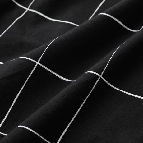 S.F.C SFC SHIRT Black White Check【SFCFW21S01】(N)