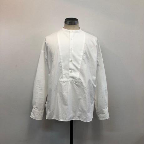 UNITUS(ユナイタス) FW17 Starched Bosom Shirts White【UTSFW17-S03】