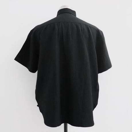 UNITUS(ユナイタス) P&F Half Sleeve Shirt Black【UTSSS20-S09】(N)
