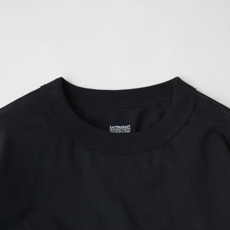 EASTFAREAST(イーストファーイースト) MODEL003 LONG SLEEVE TEE BLACK(N)