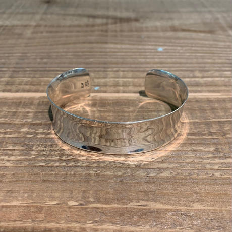 Vintage Sterling Silver Mexican Bangle【SS19-2MJ-3】(N)