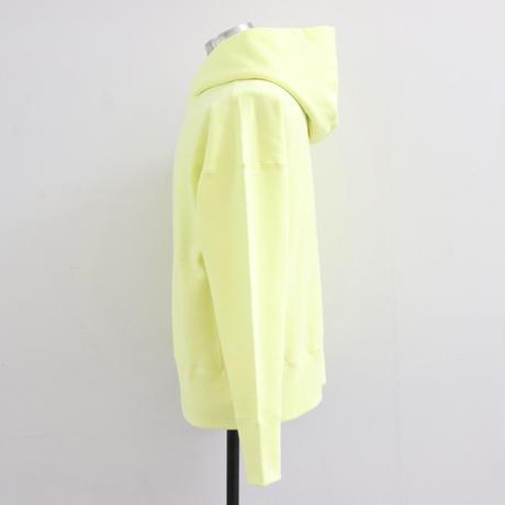 EASTFAREAST(イーストファーイースト) MODEL001XX REVERSE WEAVE HOODIE  Lemonade(N)