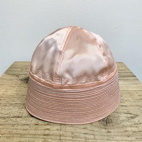 SOLARIS HATMAKERS & Co. REVERSIBLE SAILOR HAT ''OCEANRACER'' BLACK/PINK【20SS01004】(N)