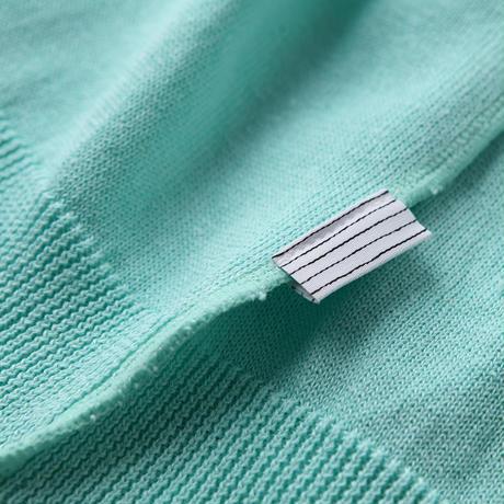 S.F.C  SS21 REVERSE CARDIGAN Mint Green【SFCSS21KN01】(N)
