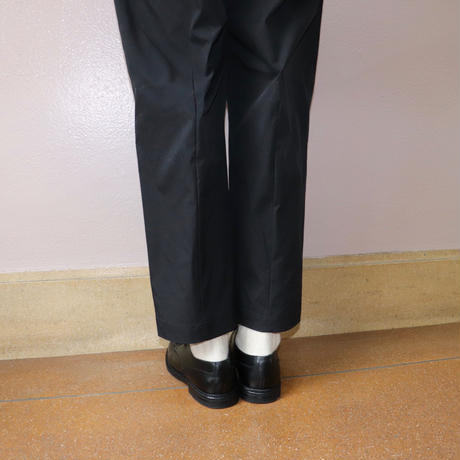 UNITUS(ユナイタス) SS19 Center Darts Easy Pant Black【UTSSS19-P05】(N)
