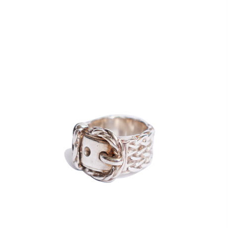 Hermès Vintage(エルメス ヴィンテージ)Stering Silver Ring【19SS_3VH04】10号(N)