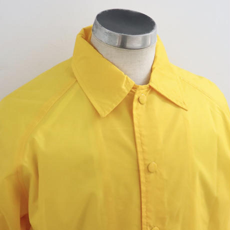 TEN BOX(テンボックス) J  TENBOX COACH JACKET  (YELLOW)