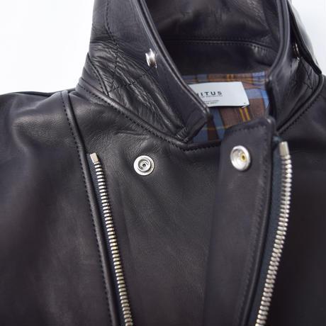UNITUS(ユナイタス)Riders Jacket Black【UTSFW21-J03】(N)