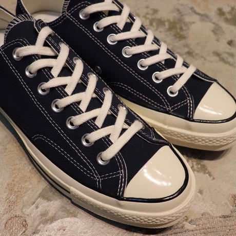 CONVERSE コンバース CHUCK TAYLOR ALL STAR '70-OX  OBSIDIAN/EGRET/BLACK 164950C CT70 (N)