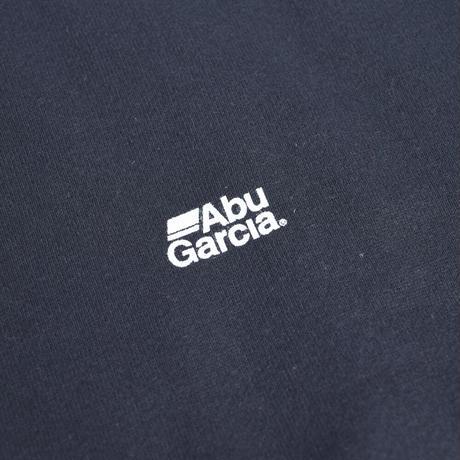 Abu Garcia(アブガルシア) x is-ness BIG REVERSIBLE SWEAT BLACK【21AAB-2001】(N)