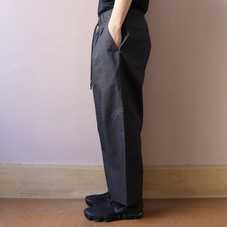 S.F.C  SS20 SFC STRAIGHT PANTS Black【SFCSS20P01】(N)