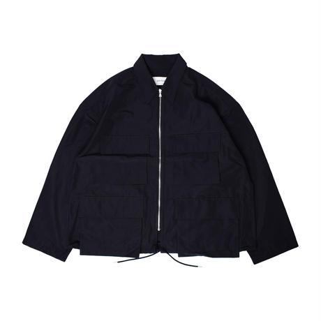 UNITUS(ユナイタス) Military Shirt Jacket  Black【UTSSS21-J01】(N)