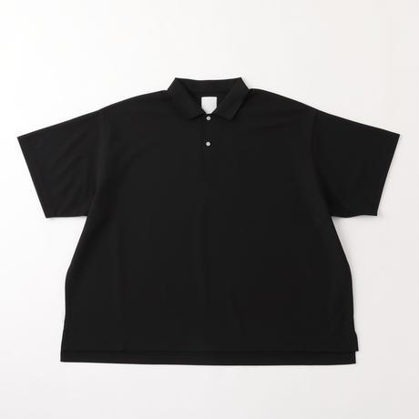 S.F.C  SS21 S/S BIG POLO Black【SFCSS21CS01SP】