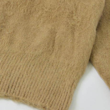 UNITUS(ユナイタス) Lazy Napping Knit Beige【UTSFW21-KN01】(N)