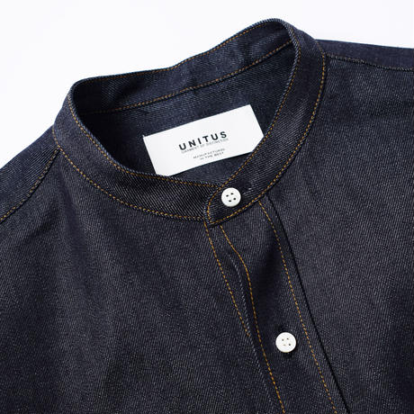UNITUS(ユナイタス) Cigarette Pocket Shirt Indigo【UTSFW21-S04】(N)