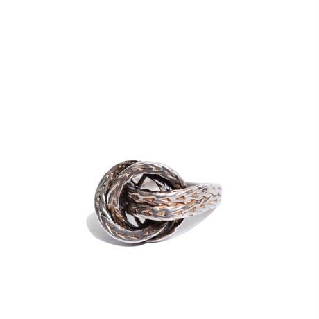 Hermès Vintage(エルメス ヴィンテージ)  Sterling Silver Ring【SS19-VH03】10号(N)