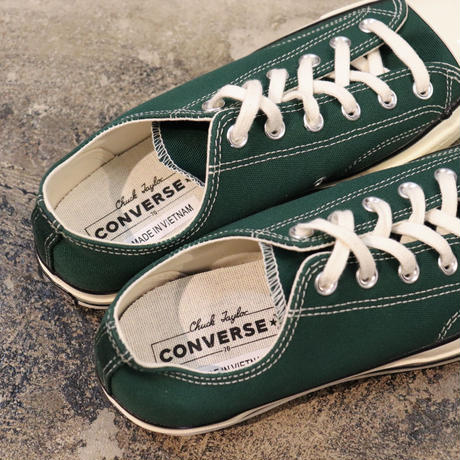 CONVERSE コンバース CHUCK TAYLOR ALL STAR '70-OX  MIDNIGHT CLOVER/EGRET/BLACK 168513C CT70 (N)