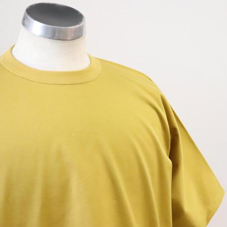 UNITUS(ユナイタス) Half Dolman T Shirt Yellow【UTSSS19-CS05】(N)