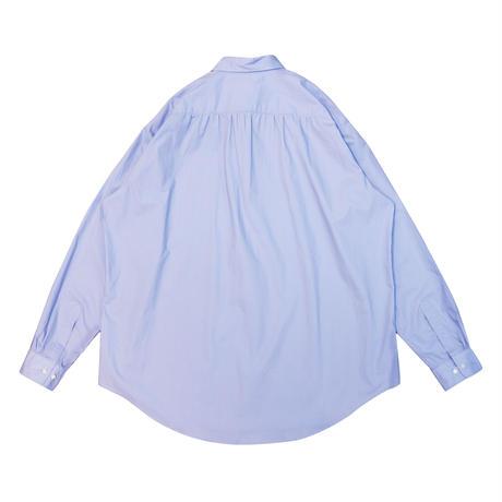 UNITUS(ユナイタス) Super Large Shirt Sax【UTSSS21-S03】(N)