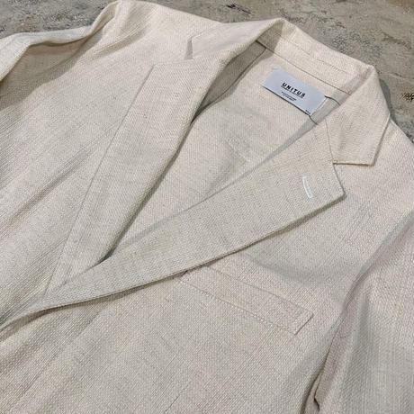 UNITUS(ユナイタス) SS16 CHESTERFIELDCOAT NATURAL【UTS16SS-J01】