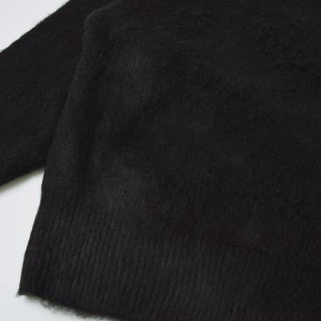 UNITUS(ユナイタス) Lazy Napping Knit Black【UTSFW21-KN01】(N)
