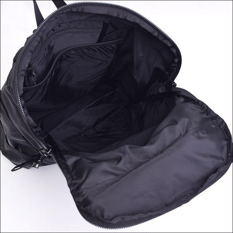 IGNOBLE (イグノーブル)  11001 Mona Cocoon Backpack Black