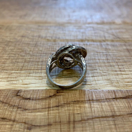 Hermès Vintage(エルメス ヴィンテージ)  Sterling Silver Ring【SS19-VH03】(N)