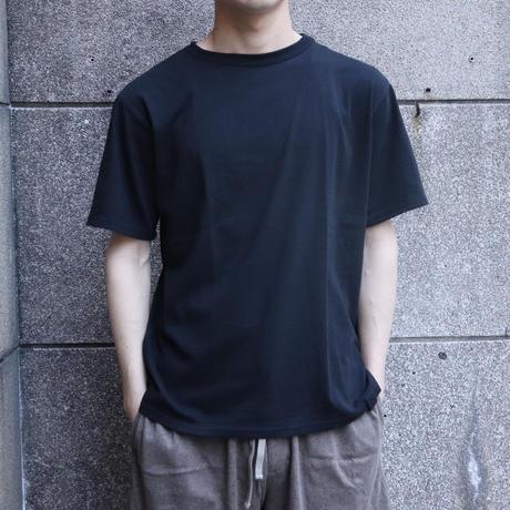 """NOW HAW ノウハウ  Twilight  """"crew neck"""" S/S tee Black【P-TW12-O】(N)"""