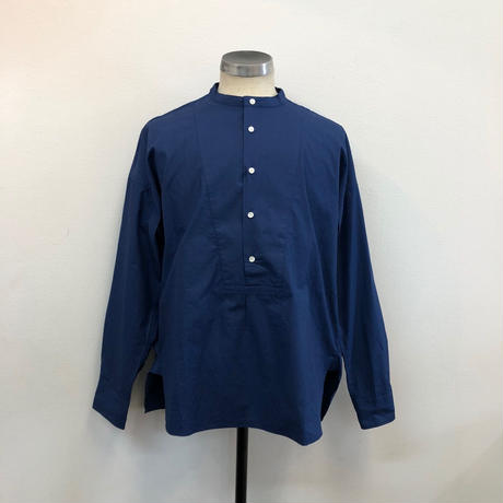 UNITUS(ユナイタス) FW17 Starched Bosom Shirts Blue【UTSFW17-S03】