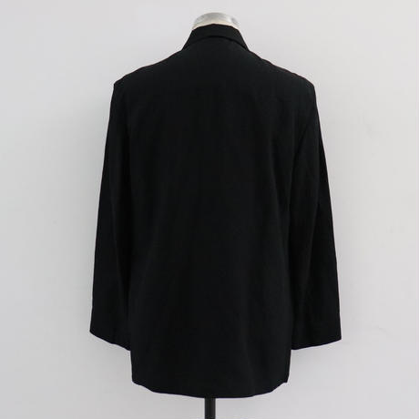 UNITUS(ユナイタス) Over Sized Jacket   Black【UTSSS20-J05】