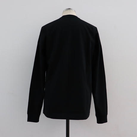 EASTFAREAST(イーストファーイースト) MODEL003 LONG SLEEVE TEE BLACK(N)